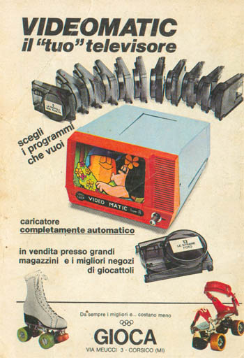 Cinevisori - videomatic