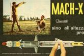 Missile Mach-X Quercetti CUT