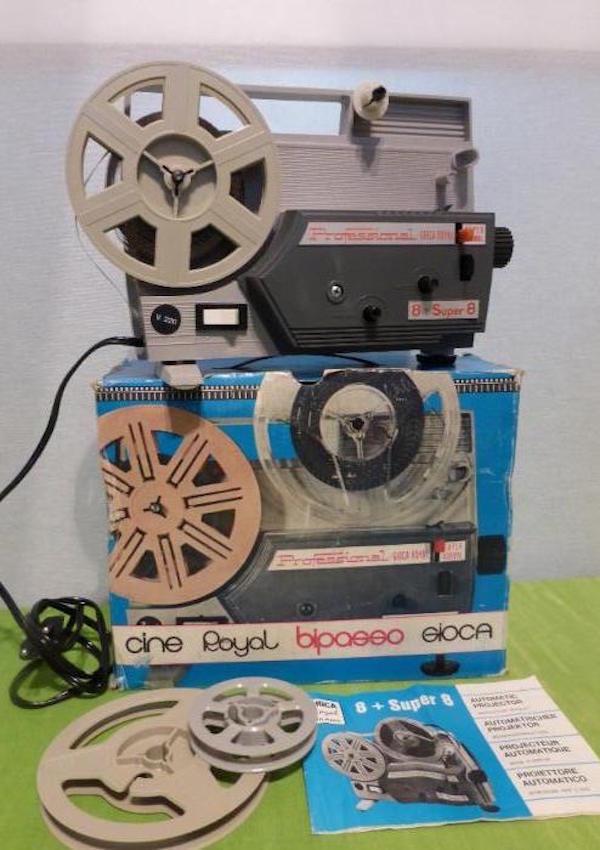 Proiettori - Cine Royal 8 Gioca 1