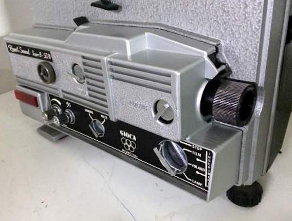 Proiettori - Cine Royal Sound Gioca 1