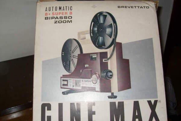 Proiettori - Cinemax 1