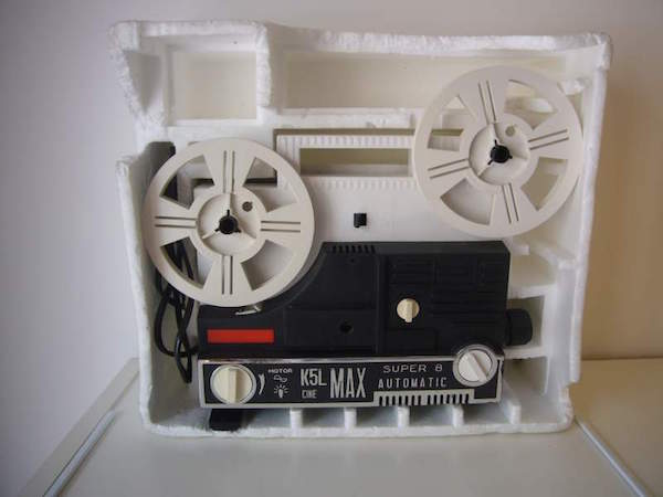 Proiettori - Cinemax 2