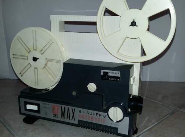 Proiettori - Cinemax 4