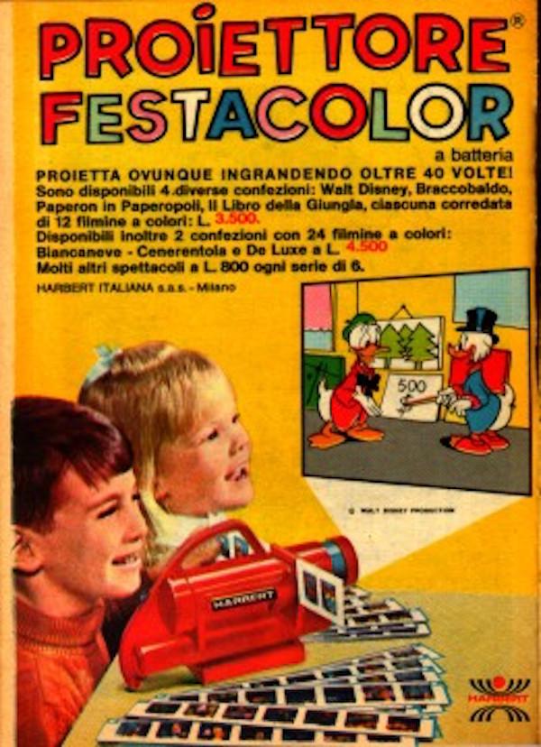 Proiettori - Festacolor 1