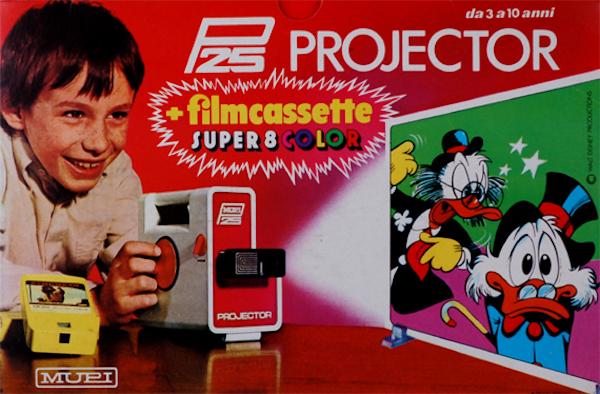 Proiettori - Mupi P25_2