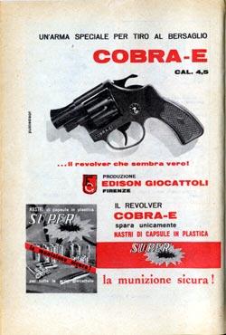 pistola Cobra Edison ADV