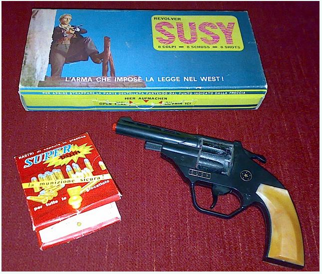 pistola Susy Edison