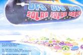ufo solar cut