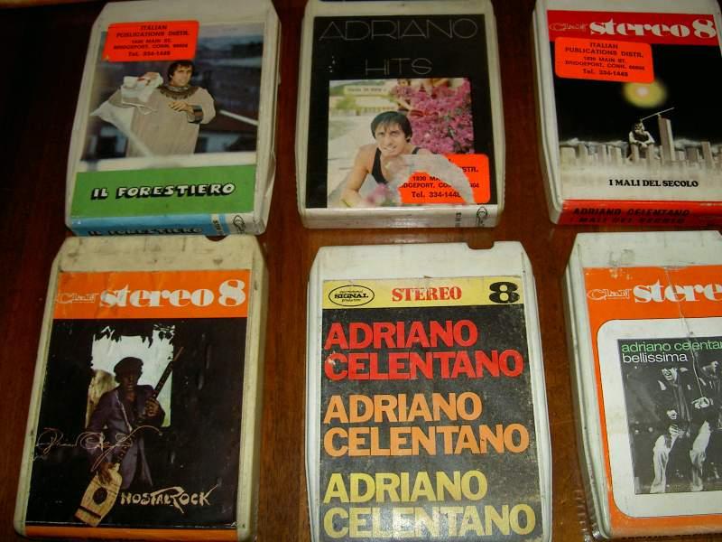 Cassette Stereo8