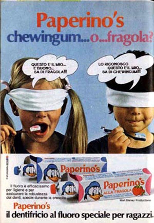 Dentifricio Paperino's_1