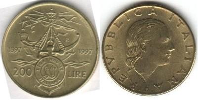 monete 200lire1997leganavale100-1