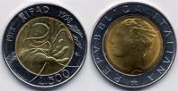 monete 500lire_1998_ifad_96