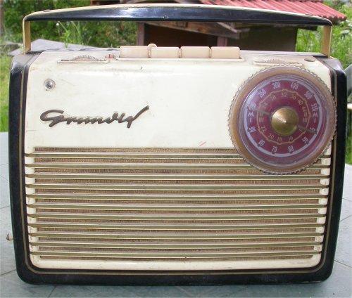 radio grundig 1
