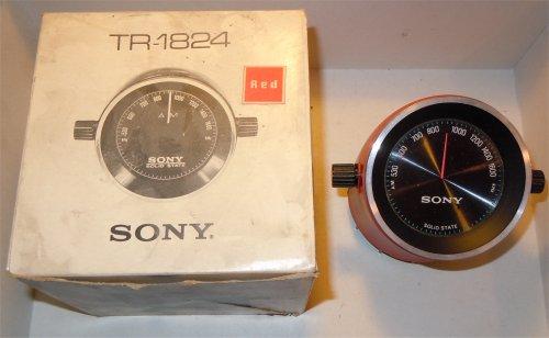 radio sony tr