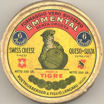 formaggini Tigre