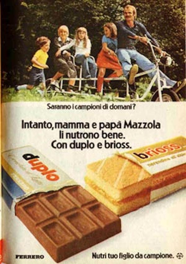 Brioss Ferrero e Duplo Ferrero
