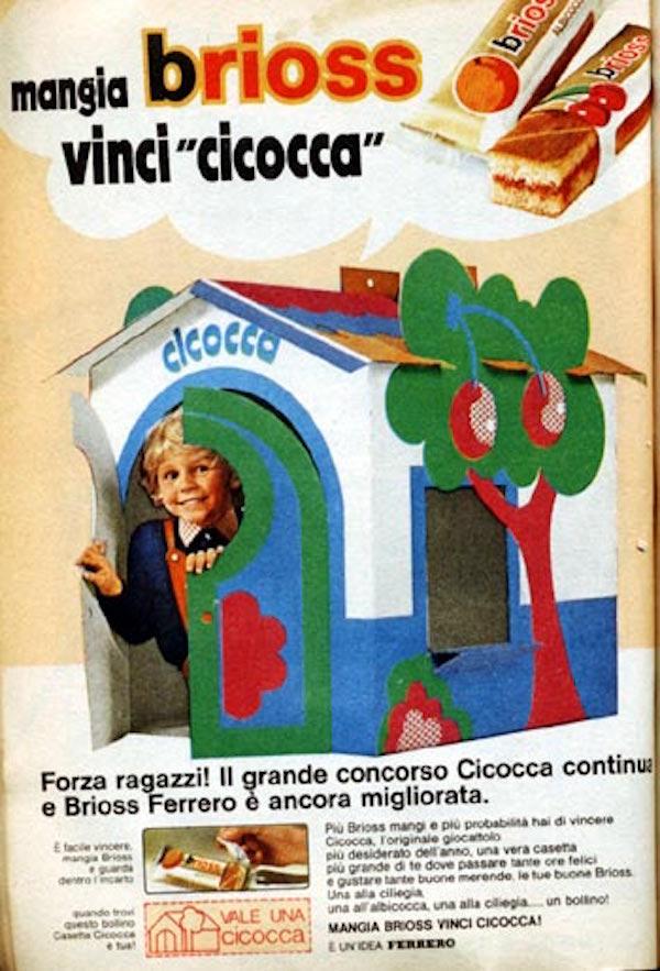 Cicocca Brioss Ferrero 1