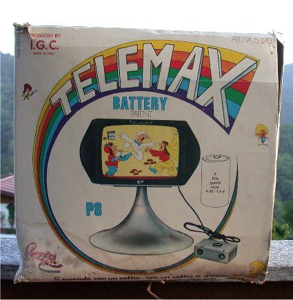 Cinevisori - telemax