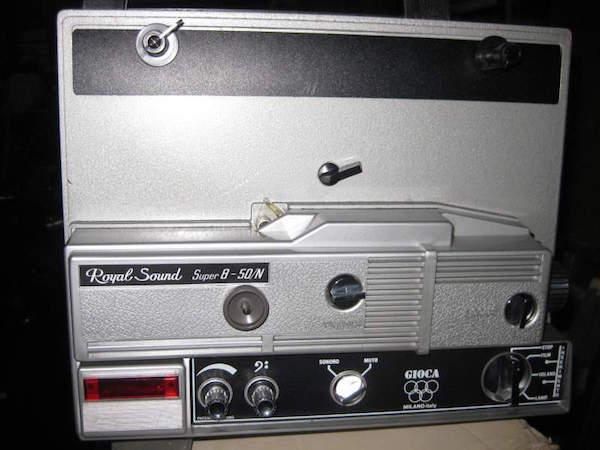Proiettori - Cine Royal Sound Gioca 2