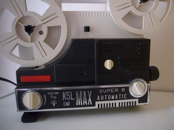 Proiettori - Cinemax 3