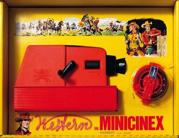 Proiettori - Minicinex harbert 4