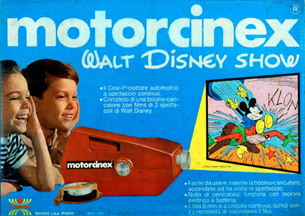 Proiettori - Motorcinex harbert