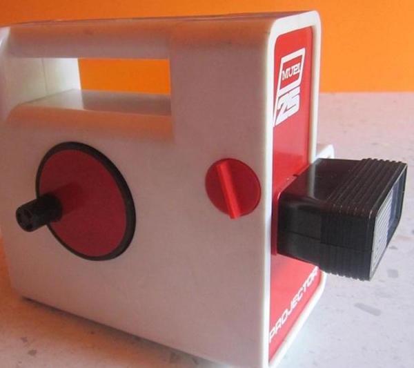 Proiettori - Mupi P25_1