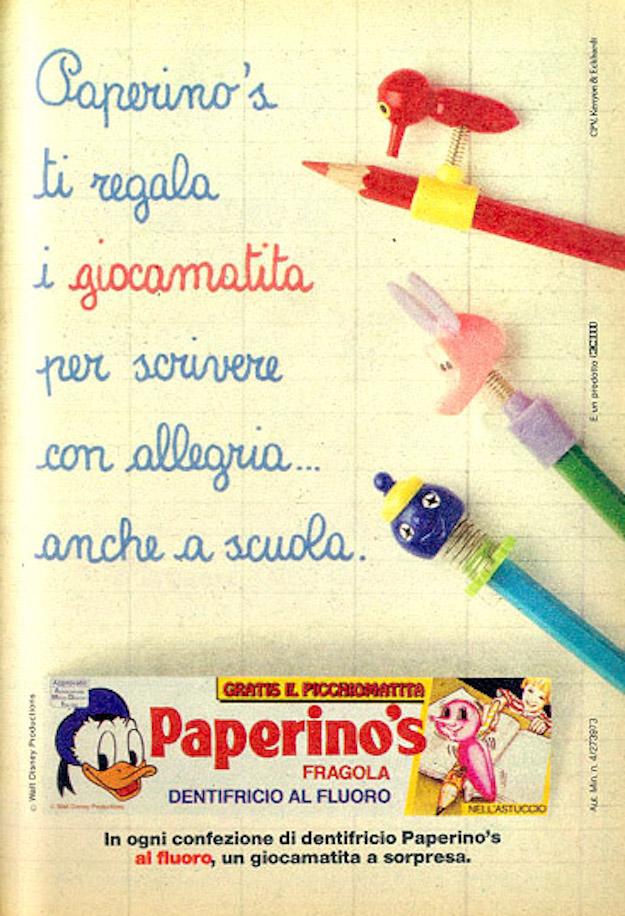 Dentifricio Paperino's_4