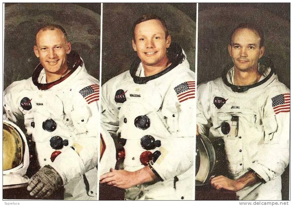 astronauti uomo luna