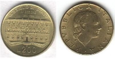monete 200lire1990consta100