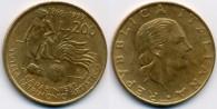 monete 200lire1999carabinieri100