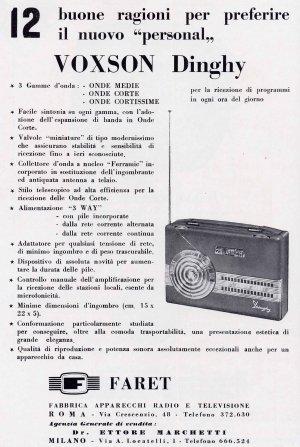 radio voxon dinghy adv 2