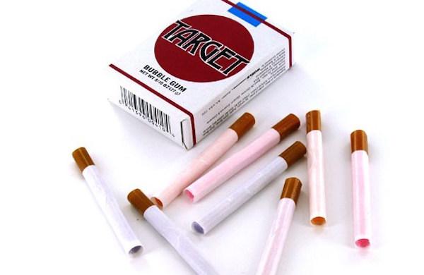 Gomme da masticare-sigaretta