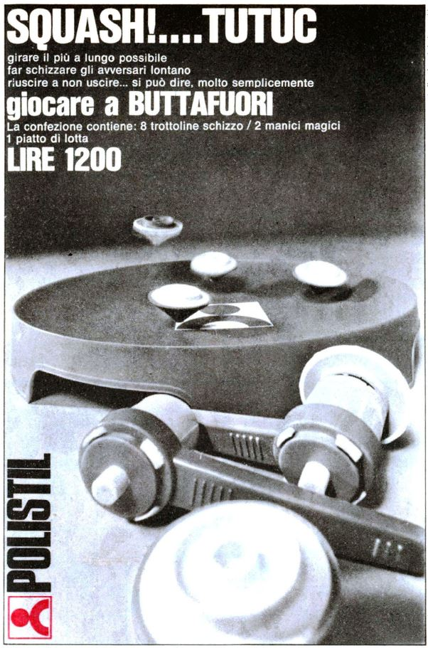 Polistil - Buttafuori 1970