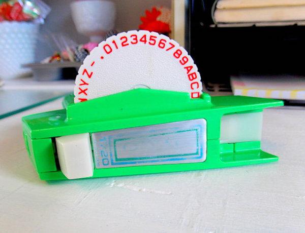 Etichettatrice Dymo 2