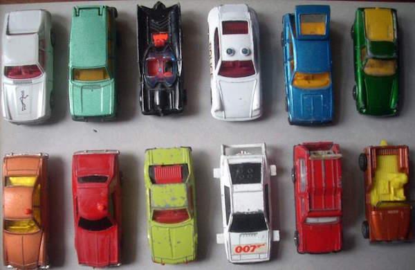 corgitoys cars 5