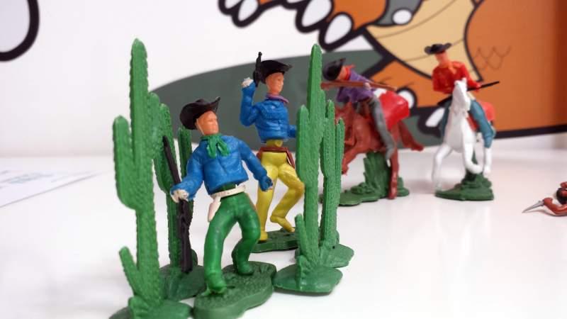 soldatini cowboys 2